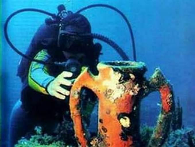 О подводной археологии рассказали в нарве.